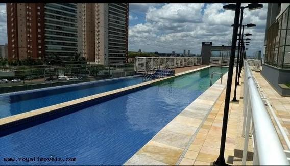 Apartamento Para Venda Em Ribeirão Preto, Jardim Botânico, 3 Suítes - 3075_2-935532