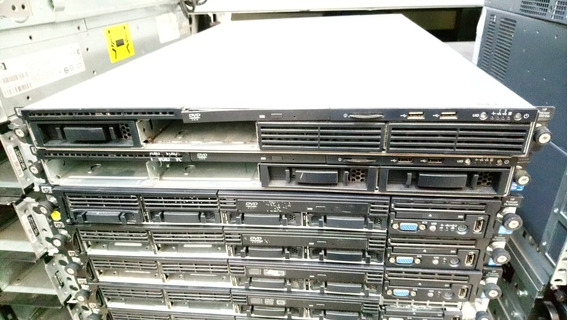 Servidor Hp Proliant Dl120 G6 Quad 16gb Ram 750gb Hd