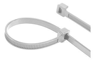 Precinto Plasticos 4.8 X 300mm 100 U Macroled Tecnopoint