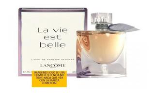 Perfume De Contratipo Dla Vida Es Bella 100 Ml Esencia 33%