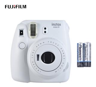 Fujifilm Instax Mini 9 - Cámara Instantánea Con Selfie