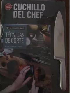Coleccion Cuchillos Del Chef N°1 La Nacion Tecnicas De Corte