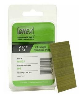 Grex P64525 23 Calibre 134 Pulgadas De Longitud Sin Cabeza P