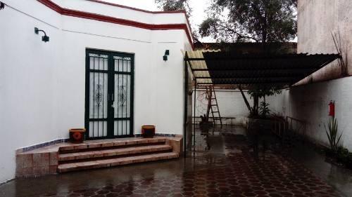 (s)renta Casa En Xochimilco De 1 Nivel