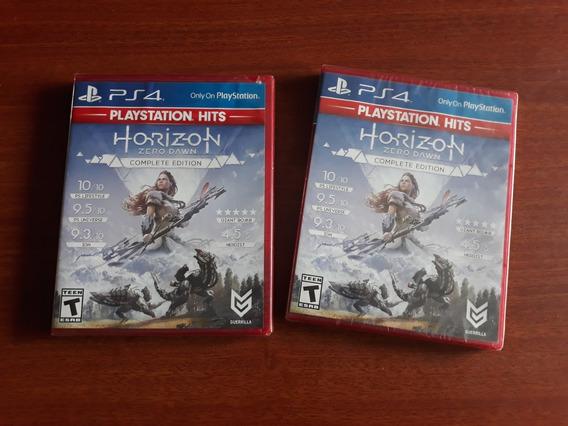 Horizon Complete Edition Ps4 Nuevos Y Sellados