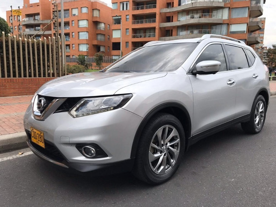 Nissan Xtrail Exclusive 4x4 7p Impecable!!