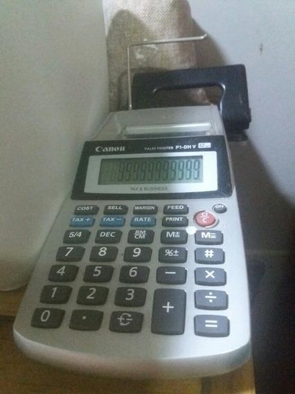 Calculadora Cânon P1 Dh V 12 Digits
