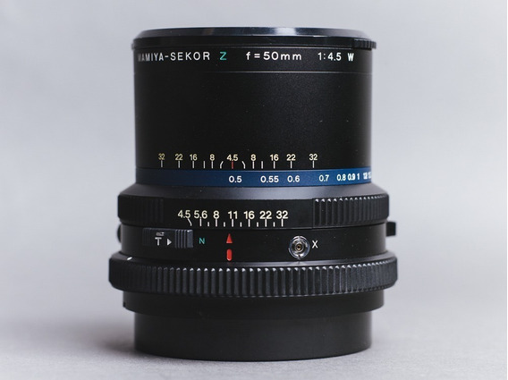 Objetiva Mamiya 50mm 4.5 Para Rz67
