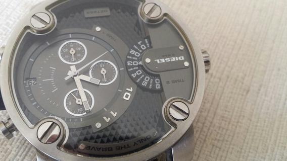 Relógio Diesel Aço