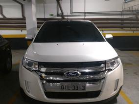 Ford Edge 3.5 Sel Awd - Top De Linha - Estado De Novo