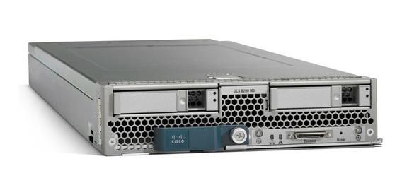 Cisco Ucs B200 M3 Servidor Blade Chassi Sem Cpu Ram Hdd
