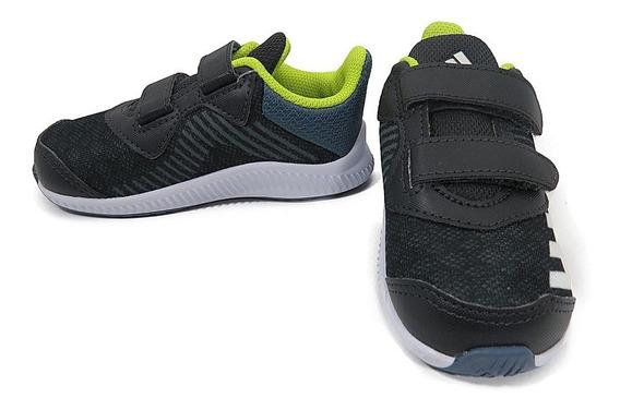 Tenis Infantil Menino adidas Fortarun Cf Ref:cq0172