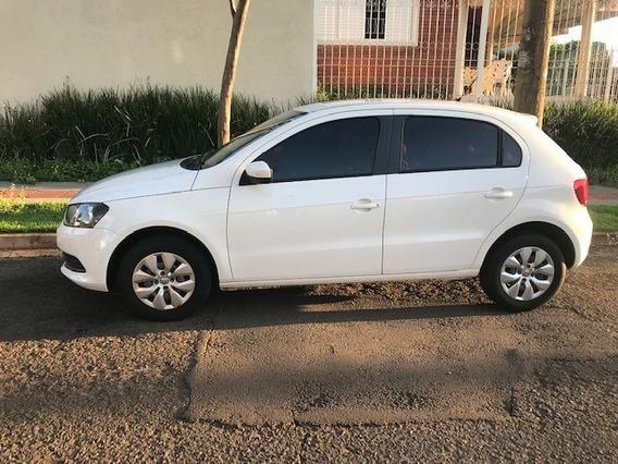 Volkswagen Gol 1.0 Tredline 8v Flex 5p Direção Hidráulica