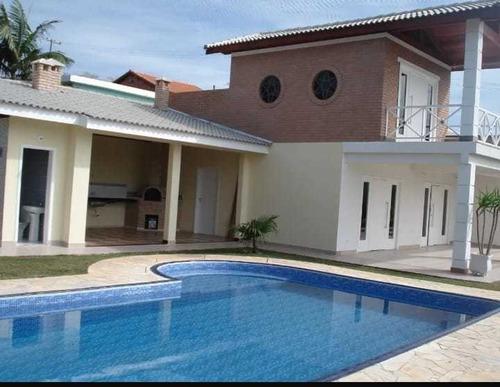 Chácara 1.000 M² Em Condomínio - Chácara Em Ibiuna - Cód.209