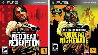 Red Dead Redemption + Dlc Undead Nightmare Ps3
