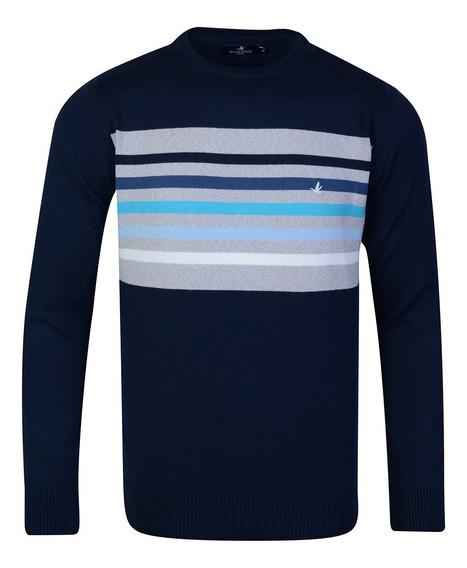 Sweaters Buzos Pullovers Hombre Algodon Premium Brooksfield