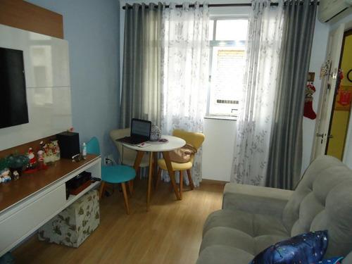 Apartamento Com 2 Dormitórios À Venda, 72 M² Por R$ 290.000,00 - Campo Grande - Santos/sp - Ap5558
