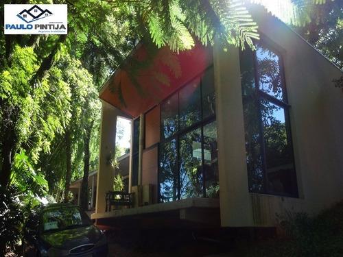 Imagem 1 de 26 de Chacara De 6500m2 No Condominio Recanto Dos Passaros - Ch00310 - 4336650