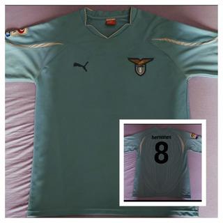 Camisa Lazio 2010/2011 _ Hernanes Profeta _ Tam Gg