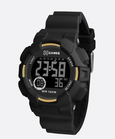 Relógio Masculino X-games Xmppd494 Pxpx= 22