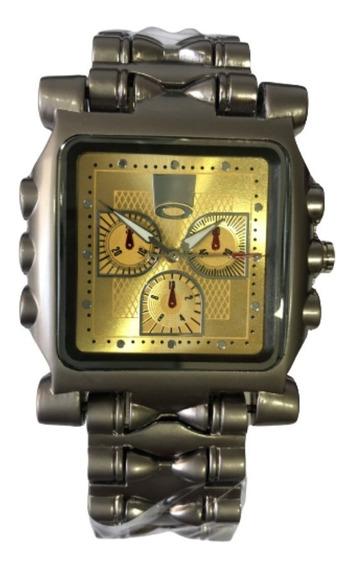 Relógio Oakley Tank Minute Machine