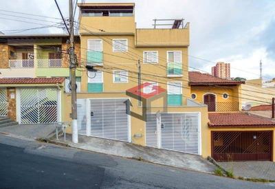 Cobertura Residencial À Venda, Vila Floresta, Santo André. - Co2906