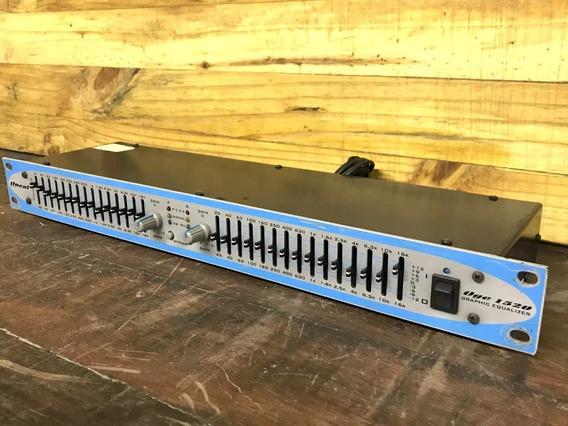 Rack Equalizador 15 Bandas Oneal Oge 1520 Graphic Equalizer