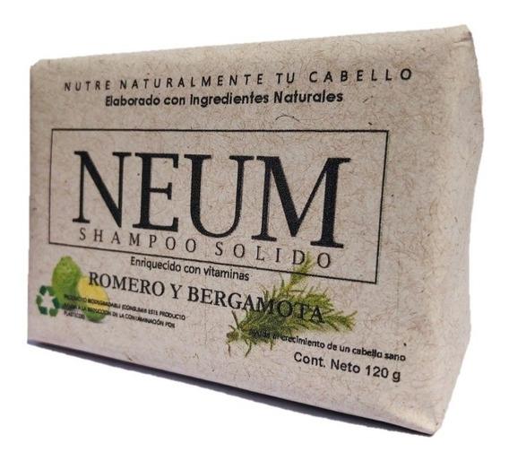 Shampoo Solido Neum (120 Gramos)
