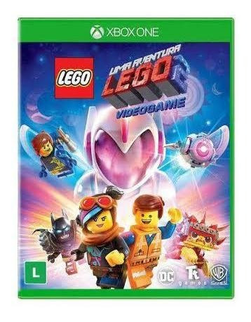 Lego The Movie 2 Xbox One Lacrado (frete 18 Reais)