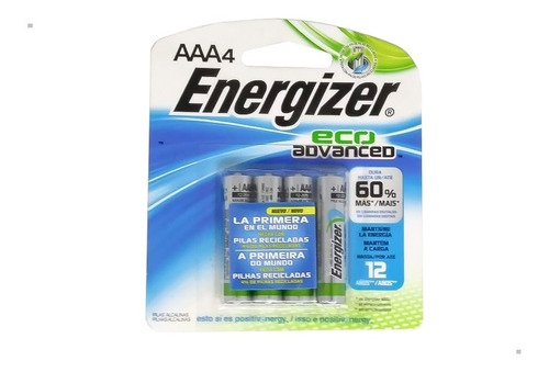 Pilas Aaa Energizer Advanced Pack X24 Pilas