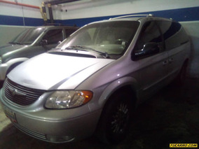 Chrysler Grand Caravan Vans