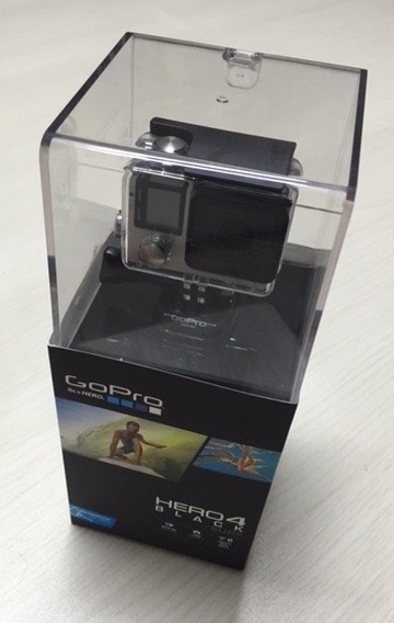Gopro Hero 4 Black Edition + Bateria Extra