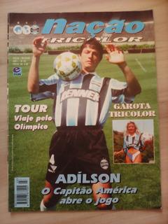 Revista Nação Tricolor N 3 Grêmio