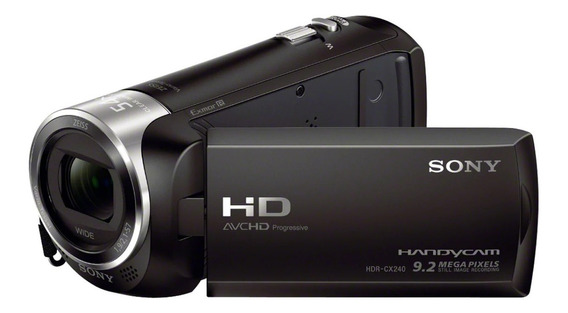 Filmadora Handycam Sony Hdr-cx240 Full Hd