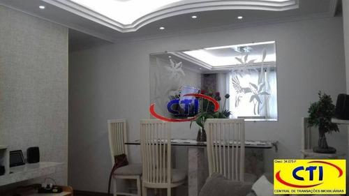 Imagem 1 de 26 de Apartamento À Venda, Santa Terezinha, São Bernardo Do Campo. - Ap2317