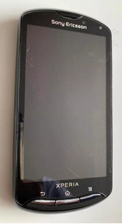 Sony Ericsson Xperia Pro [telcel]