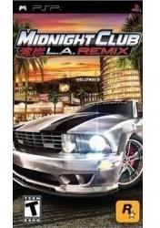 Jogo Midnight Club L.a. Remix Greatest Hits Para Psp Lacrado