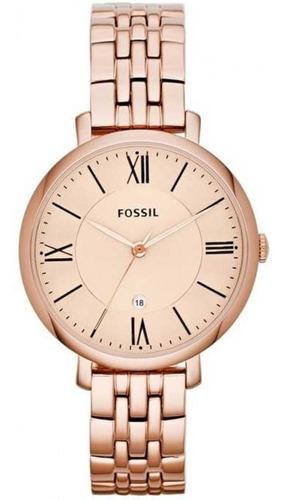 Relógio Fossil Feminino Analógico Es3435/4tn