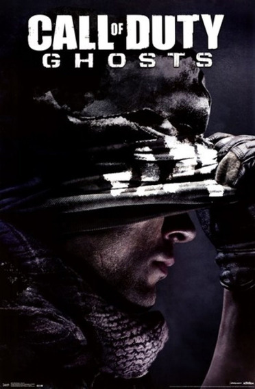 Call Of Duty Ghosts - Cod Ghosts - Ps3 - Instale Já
