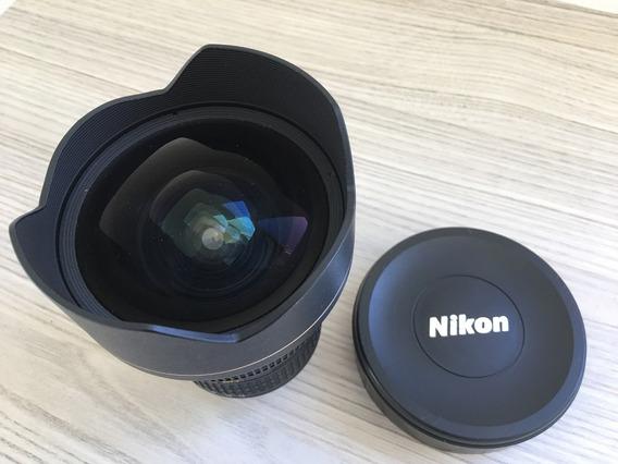 Lente Nikon 14-24mm 2,8 Série N