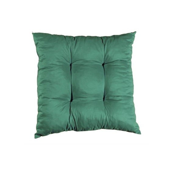 Almofada Esmeralda 4 Pespontos 45x45 Cm