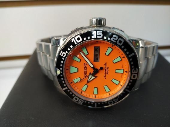 Relógio Orient Scuba Diver Automático 469ss040 Semi Novo