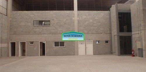 Imagem 1 de 8 de Galpao - Industrial Anhanguera - Ref: 5437 - L-5437