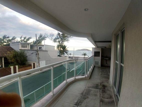 Apartamento Residencial À Venda, Piratininga, Niterói. - Ap5292