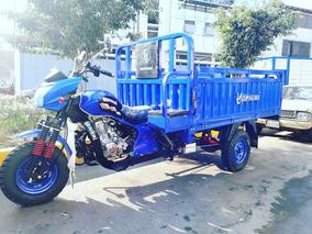 Trimotos Carga Ys 250cc, Con Radiador Y Ruster 0 Klm 2019