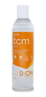Energy Tcm B-on, Mct 250ml 100% Coco, Bulletproof, Env Full