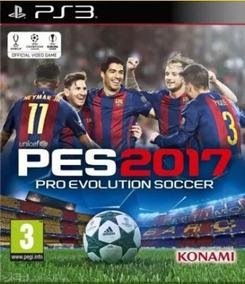 Pes 2017 Pro Evolution 2017 Ps3 Ptbr Mídia Digital Envio Já