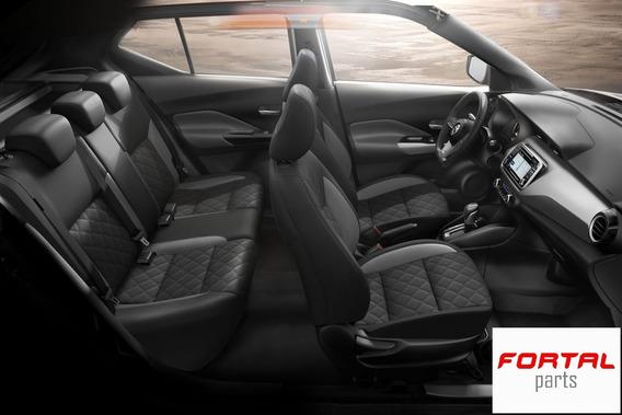 Kit Banco Traseiro Nissan Kicks Prod Original 2017 A 2019