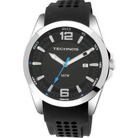 Relógio Masculino Pulseira De Silicone Technos 2315jb/8a