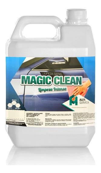 Limpador Mult Uso Magic 5 L